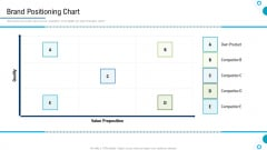 Brand Promotion And Management Plan Brand Positioning Chart Themes PDF