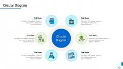 Brand Promotion And Management Plan Circular Diagram Inspiration PDF