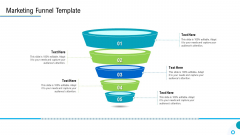 Brand Promotion And Management Plan Marketing Funnel Template Themes PDF