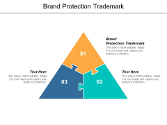 Brand Protection Trademark Ppt PowerPoint Presentation Show Objects Cpb