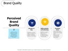 Brand Quality Ppt PowerPoint Presentation Portfolio Smartart