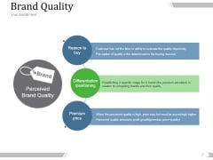 Brand Quality Ppt PowerPoint Presentation Samples