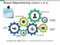 Brand Repositioning Template 1 Ppt PowerPoint Presentation Slides Portfolio
