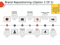 Brand Repositioning Template 2 Ppt PowerPoint Presentation Infographics Slides