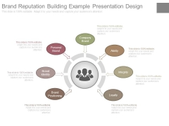 Brand Reputation Building Example Presentation Design