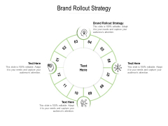 Brand Rollout Strategy Ppt PowerPoint Presentation Styles Graphic Images Cpb Pdf