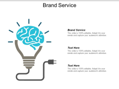 Brand Service Ppt PowerPoint Presentation Professional Visual Aids Cpb