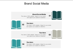 Brand Social Media Ppt Powerpoint Presentation Outline Background Images Cpb