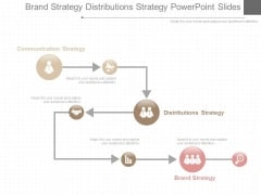 Brand Strategy Distributions Strategy Powerpoint Slides