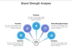 Brand Strength Analysis Ppt PowerPoint Presentation Inspiration Grid Cpb