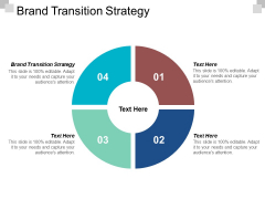 Brand Transition Strategy Ppt PowerPoint Presentation Pictures Slide Portrait
