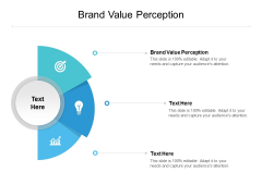Brand Value Perception Ppt PowerPoint Presentation Layouts Format Ideas Cpb