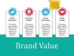 Brand Value Ppt PowerPoint Presentation Gallery Templates