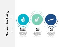 Branded Marketing Ppt PowerPoint Presentation Model Samples Cpb