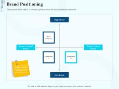 Branding Approach Marketing Strategies Brand Positioning Ppt Infographics Design Templates PDF