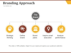 Branding Approach Ppt PowerPoint Presentation Samples