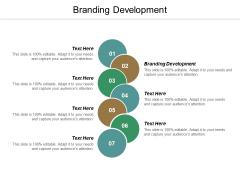 Branding Development Ppt PowerPoint Presentation Slides Objects