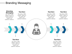 Branding Messaging Ppt PowerPoint Presentation Inspiration Diagrams Cpb