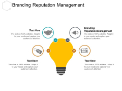 Branding Reputation Management Ppt PowerPoint Presentation Ideas Rules Cpb