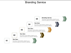 Branding Service Ppt PowerPoint Presentation Professional Background Designs Cpb