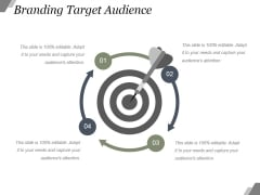 Branding Target Audience Ppt PowerPoint Presentation Themes