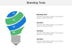Branding Tools Ppt PowerPoint Presentation Professional Visuals Cpb