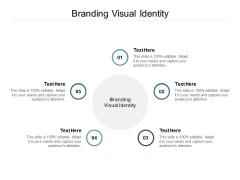 Branding Visual Identity Ppt PowerPoint Presentation Professional Good