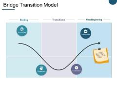 Bridge Transition Model Ppt PowerPoint Presentation Professional File Formats