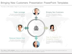 Bringing New Customers Presentation Powerpoint Templates