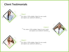 Budget Cost Project Plan Client Testimonials Ppt Show Templates PDF