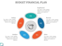 Budget Financial Plan Template 2 Ppt PowerPoint Presentation Introduction