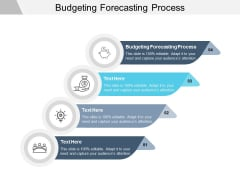 Budgeting Forecasting Process Ppt PowerPoint Presentation Slides Ideas Cpb