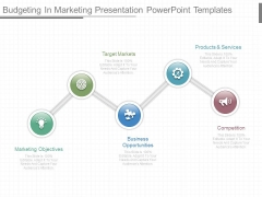 Budgeting In Marketing Presentation Powerpoint Templates