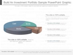 Build An Investment Portfolio Sample Powerpoint Graphic