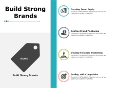 Build Strong Brands Planning Ppt PowerPoint Presentation Styles Tips