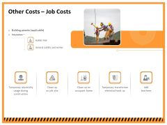 Building Assembly Conservation Solutions Other Costs Job Costs Ppt Styles Design Ideas PDF