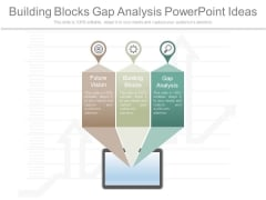 Building Blocks Gap Analysis Powerpoint Ideas