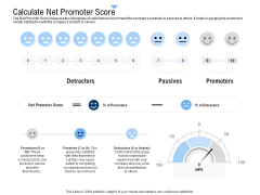 Building Customer Experience Strategy For Business Calculate Net Promoter Score Professional PDF