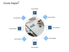 Building Customer Experience Strategy For Business Circular Diagram Topics PDF