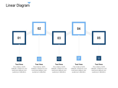 Building Customer Experience Strategy For Business Linear Diagram Guidelines PDF
