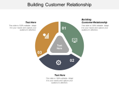 Building Customer Relationship Ppt PowerPoint Presentation Show Design Templates Cpb