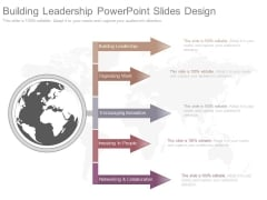 Building Leadership Powerpoint Slides Design