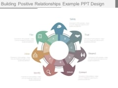 Building Positive Relationships Example Ppt Design