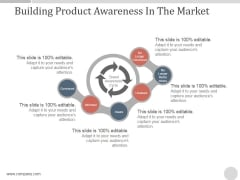 Building Product Awareness In The Market Ppt PowerPoint Presentation Inspiration