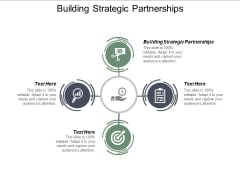 Building Strategic Partnerships Ppt PowerPoint Presentation Infographic Template Information Cpb