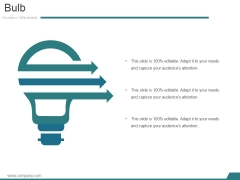 Bulb Ppt PowerPoint Presentation Images