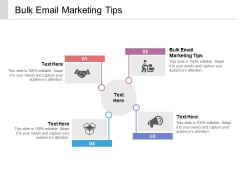 Bulk Email Marketing Tips Ppt PowerPoint Presentation Infographic Template Icons Cpb Pdf