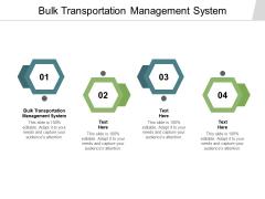 Bulk Transportation Management System Ppt PowerPoint Presentation Infographics Aids Cpb Pdf