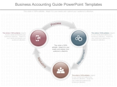 Business Accounting Guide Powerpoint Templates
