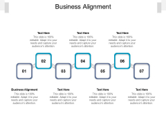 Business Alignment Ppt PowerPoint Presentation Inspiration Design Templates Cpb Pdf